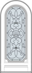 Heritage Collection LineArt DB-H004 R 22