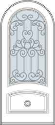 Heritage Collection LineArt DB-H005 R 28