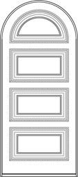 Heritage Collection LineArt DB-H006 R 34
