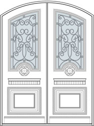 Heritage Collection LineArt DB-H007 DD F 36
