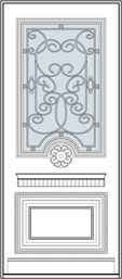 Heritage Collection LineArt DB-H007 S 41