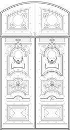 Heritage Collection LineArt DB-H008 DD F 42