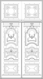 Heritage Collection LineArt DB-H008 DD S 44