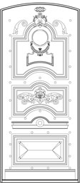 Heritage Collection LineArt DB-H008 F 45