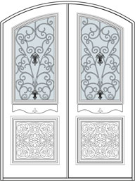 Heritage Collection LineArt DB-H009 DD F 48