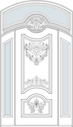 Heritage Collection LineArt DB-H010 2SL F 54