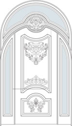 Heritage Collection LineArt DB-H010 2SL R 55