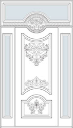 Heritage Collection LineArt DB-H010 2SL S 56