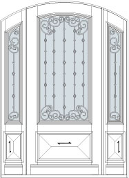Heritage Collection LineArt DB-H011 2SL F 63
