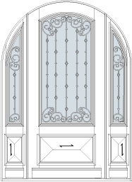 Heritage Collection LineArt DB-H011 2SL R 64