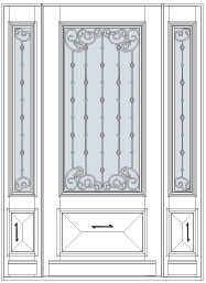 Heritage Collection LineArt DB-H011 2SL S 65