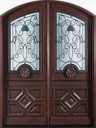 DB-H002A DD F CST Door