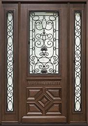 DB-H002 2SL CST Door