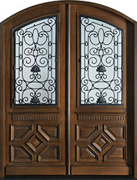 DB-H002 DD F CST Door