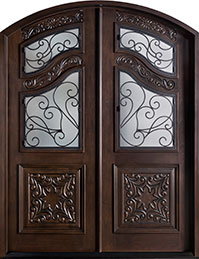 DB-H009B DD F CST Door