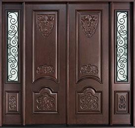 DB-H010 DD 2SL S CST Door