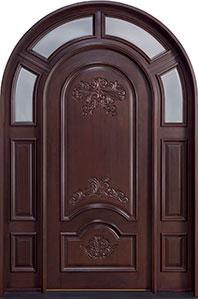DB-H010 SGL SL CST Door