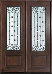 DB-H011 DD S CST Door