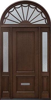 DB-002PT 2SL TR CST Door