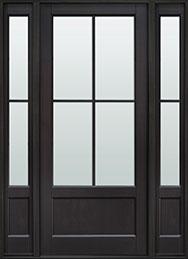 DB-104PW 2SL CST Door