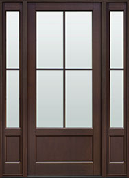 DB-104PW 2SL CST Door