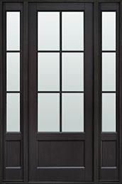 DB-106PT 2SL CST Door