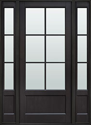 DB-106PW 2SL CST Door