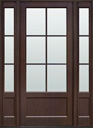 DB-106PW 2SL CST Door