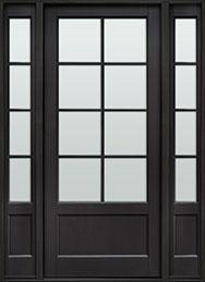 DB-108PW 2SL CST Door