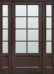 DB-108PW 2SL CST Door