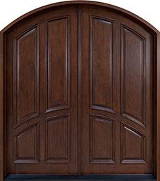 Fire-Rated Wood Door - Custom