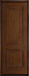 Classic Mahogany Wood Front Door  - GD-301A CST