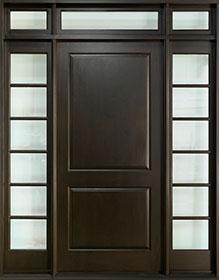 DB-301 2SL TR CST Door