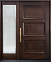 DB-314PW 1Sl CST Door