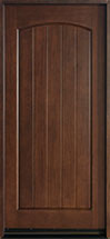 Classic Mahogany Wood Front Door  - GD-501  CST