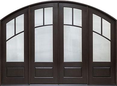 DB-511 DD 2SL CST Door