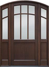 DB-511PW 2SL CST Door