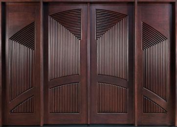DB-580A DD 2SL CST Door