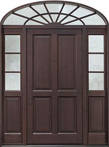 DB-660PW 2SL TR CST Door