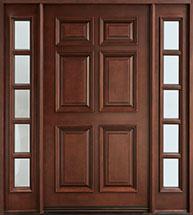DB-660 2SL CST Door