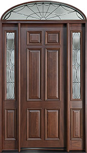 DB-660 2SL TR CST Door
