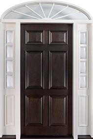 DB-660 2SL TR W CST Door