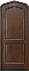 Classic Mahogany Wood Front Door  - GD-695P CST