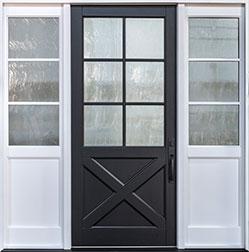 758PW 2SL CST Door