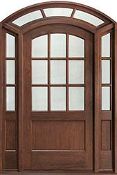 DB-801 2SL TR CST Door