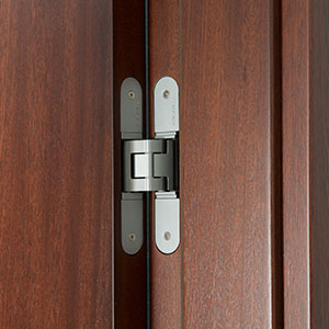 Concealed Hinges - Stain Grade Jamb