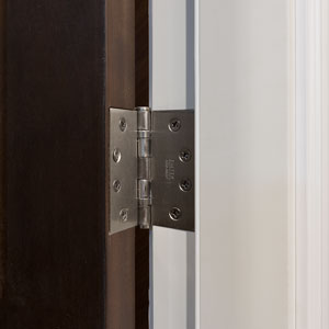 Regular Hinges - Paint Grade Jamb and Casing