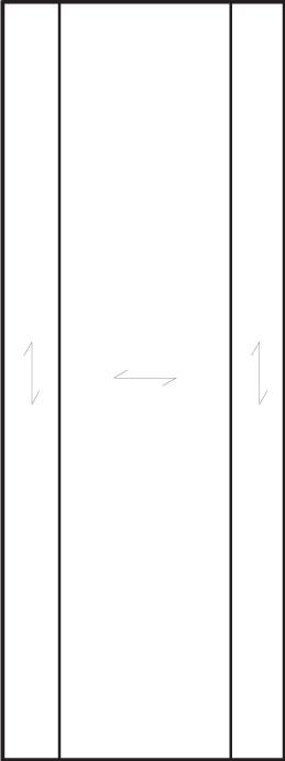 Model DBIM-L60 Door