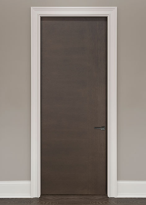 Modern Oak (Rift Cut) Wood Interior Door - Single - DBIM-FL2011