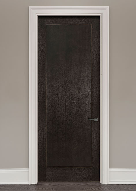 Modern Oak (Rift Cut) Wood Interior Door - Single - DBIM-MD1005